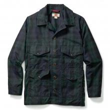 Men's Seattle Waxed Tartan Cruiser Jacket