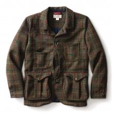 Men's Tweed Guide Work Jacket