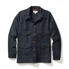 Men's Wool Cape Cruiser Jacket