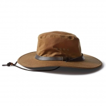 Tin Cloth Bush Hat by Filson