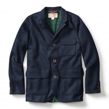 Men's Wool Hacking Jacket