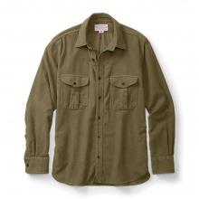 Men's Moleskin Seattle Shirt by Filson