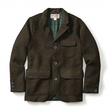 Men's Tweed Hacking Jacket by Filson