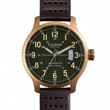 Mackinaw Field Watch by Filson