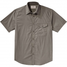 Men's Alaska Fit Feather Cloth SS Shirt