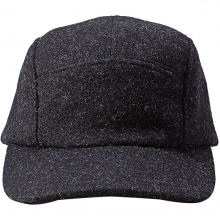 Men's 5 Panel Wool Cap