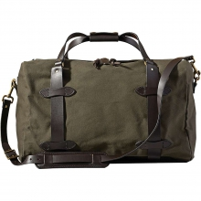 Medium Twill Duffle Bag