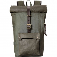 Roll Top Backpack by Filson