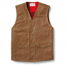 Men's Lined Cruiser Vest by Filson