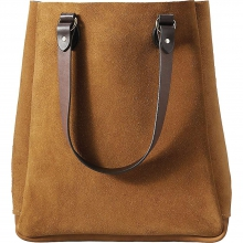 Rugged Suede Tote by Filson