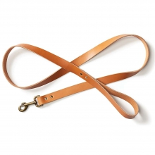 Leather Dog Leash by Filson