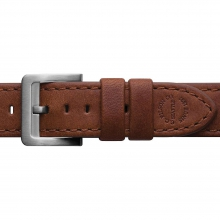 Leather Extra Long Watch Strap