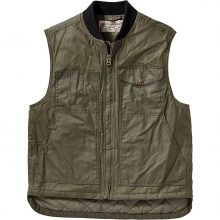 Men's Buckland Cover Cloth Vest by Filson