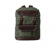 Rugged Canvas Rucksack