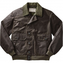 Men's Ranger Oil Cloth Bomber