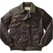 Men's Ranger Oil Cloth Bomber