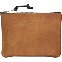 Medium Rugged Suede Pouch