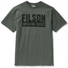 Men's Short Sleeve Outfitter Graphic T-Shirt by Filson