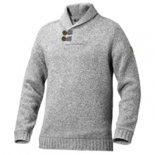 Lada Sweater Men's, Grey, S by Fjallraven