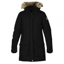 Kyla Down Jacket Women's, Black, L by Fjallraven