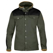 Greenland No. 1 Special Edition Jacket Men's, Mountain Grey/Black, L by Fjallraven