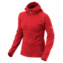 Women's Tur Fleece Hoodie by Fjallraven