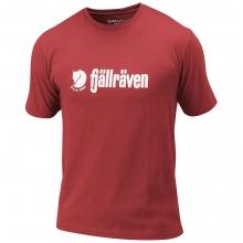 Men's Retro Logo T-Shirt by Fjallraven