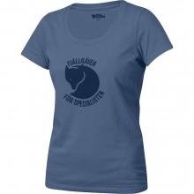 Women's Specialisten Tshirt by Fjallraven