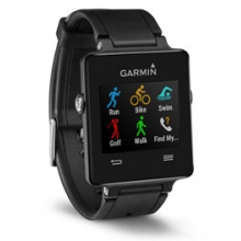 v?voactive GPS Smartwatch - Black by Garmin