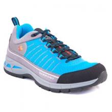 Negevi GTX Hiking Shoe - Women's - Steel/Turquoise In Size by Garmont