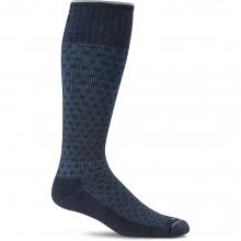 Shadow Box Compression Sock Mens - Navy L/XL in Peninsula, OH