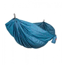 Goods - Parachute Nylon Print Double Hammock in Peninsula, OH