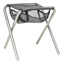 Goods - Collapsible Camp Stool - Silver in Peninsula, OH