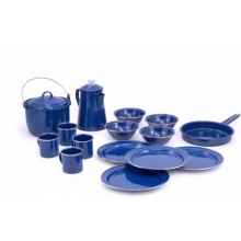 Pioneer Camp Set Enamelware in Austin, TX