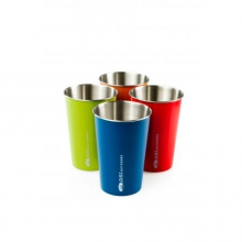 Stainless Pint Set - 4 Color in Austin, TX