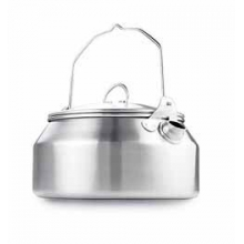 Glacier Stainless 1 Quart Tea Kettle - Stainless Steel in Traverse City, MI