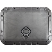 Rectangular Hatch Assy Black by Hobie