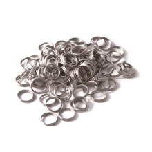 Large Clevis Ring / 100 Pack