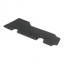 Floor Mat Rt-Blk