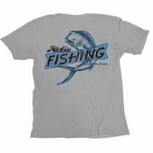 Fishing Cost to Coast Pocket T-Shirt by Hobie