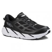 Clifton 2 Running Shoe Men's, Grey/Acid, 10 by Hoka One One