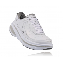Men's Bondi Leather Wide by HOKA ONE ONE in Lisle Il
