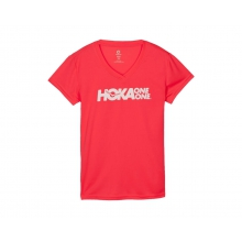 Women's Technical Tee by HOKA ONE ONE in Calgary Ab