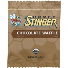Stinger Waffle  - Strawberry SINGLE by Honey Stinger