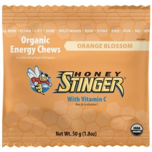 Organic Energy Chews  - Pomegrante Passion Fruit by Honey Stinger