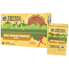 Organic Kid's Waffle 6 Pack: Honey by Honey Stinger