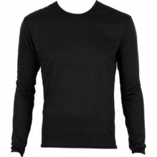 Crewneck Baselayer Top Men's, L by Hot Chilly's