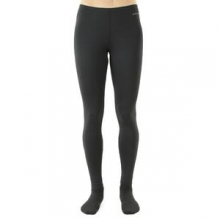 Micro Elite Baselayer Tight Women's, Black, XS by Hot Chilly's