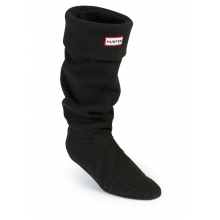 Women's Fleece Welly Socks Green