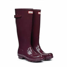 Women's Original Back Adjustable Gloss Boot